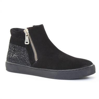Bottines Et Boots Scarlatine 6432 Noir, vue principale de la chaussure femme