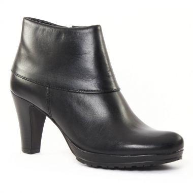 Bottines Et Boots Tamaris 25460 Black, vue principale de la chaussure femme