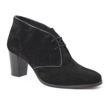 Bottines Et Boots Scarlatine 77505 Noir, vue principale de la chaussure femme