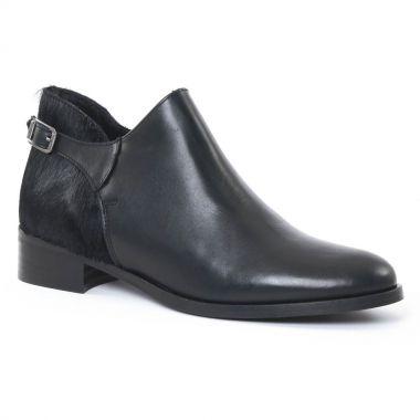 Bottines Et Boots Scarlatine 6603 Noir, vue principale de la chaussure femme