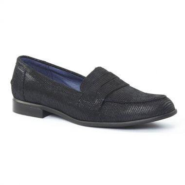 Mocassins Pintodiblu PintoDiBlu 10570 Noir, vue principale de la chaussure femme