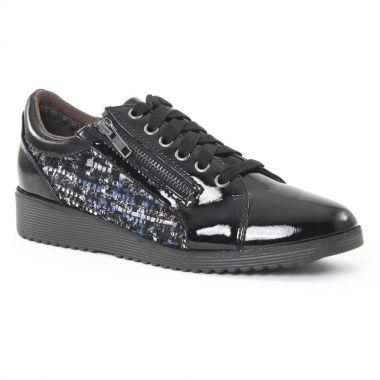 Tennis Et Baskets Mode Tamaris 23701 Black, vue principale de la chaussure femme