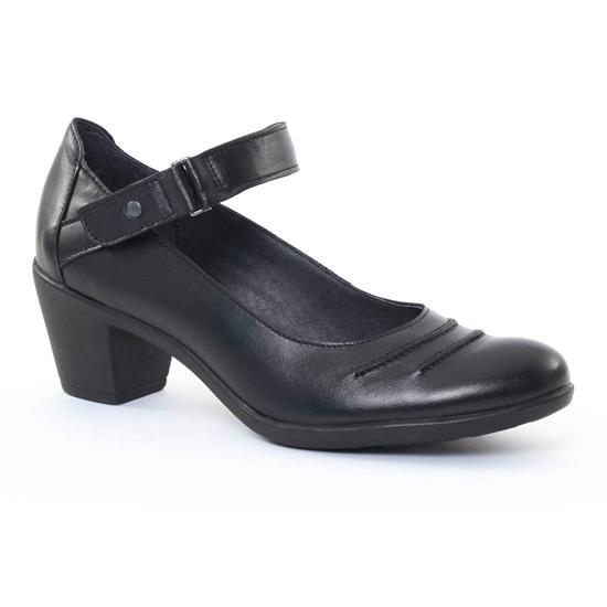 Babies Scarlatine 7935 Noir, vue principale de la chaussure femme