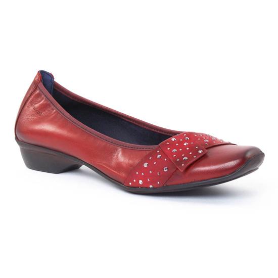 Ballerines Dorking 6556 Picop, vue principale de la chaussure femme