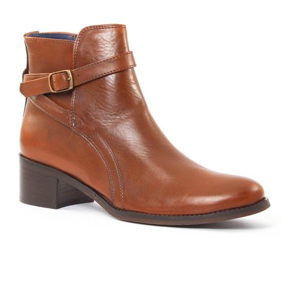 Bottines Et Boots Pintodiblu 74200 Camel, vue principale de la chaussure femme