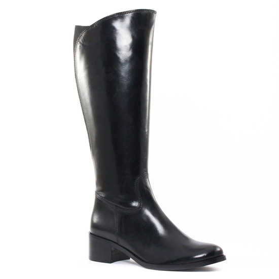 Bottes Pintodiblu PintoDiBlu 71680 Noir, vue principale de la chaussure femme