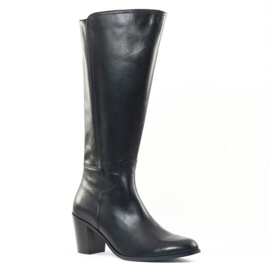Bottes Pintodiblu PintoDiBlu 73482 Noir, vue principale de la chaussure femme