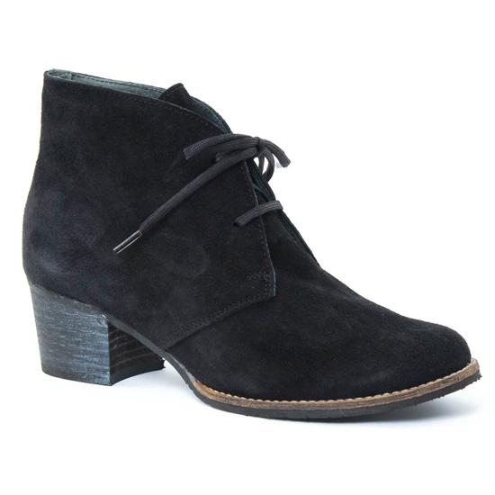 Bottines Et Boots Scarlatine 3290 Noir, vue principale de la chaussure femme
