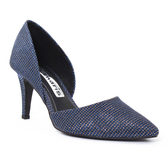 Escarpins Tamaris 22464 Night, vue principale de la chaussure femme