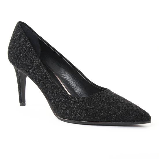 Escarpins Jb Martin Beaver Noir, vue principale de la chaussure femme