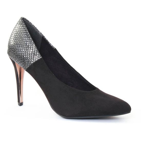 Escarpins Marco Tozzi 22404 Black, vue principale de la chaussure femme