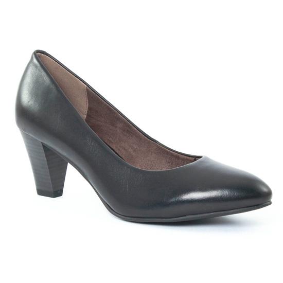 Escarpins Tamaris 22413 Black, vue principale de la chaussure femme