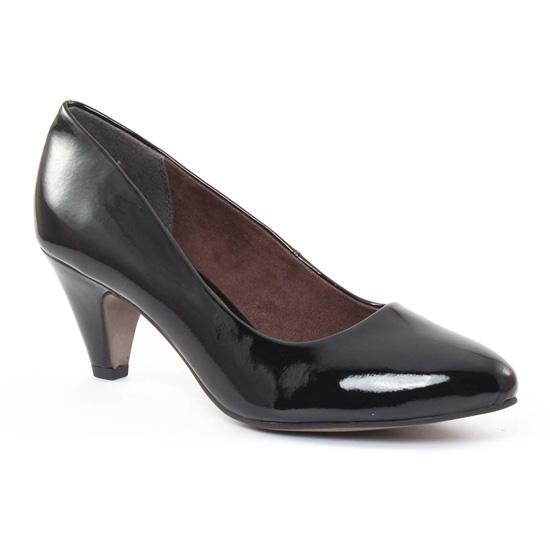 Escarpins Tamaris 22416 Black, vue principale de la chaussure femme