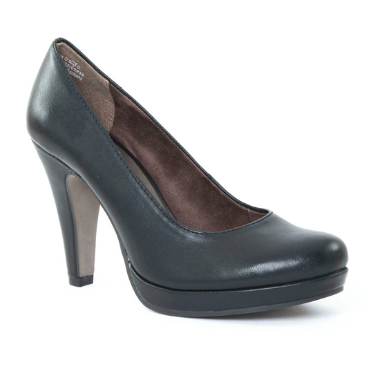 Escarpins Tamaris 22426 Black, vue principale de la chaussure femme