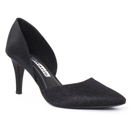 Escarpins Tamaris 22464 Black, vue principale de la chaussure femme