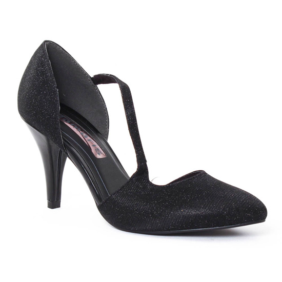 Escarpins Tamaris 24423 Black, vue principale de la chaussure femme