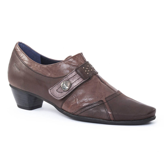 Escarpins Dorking 6488 Edurne Vulcano, vue principale de la chaussure femme
