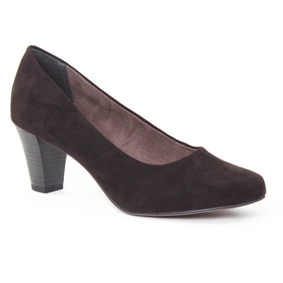 Escarpins Tamaris 22430 Black, vue principale de la chaussure femme