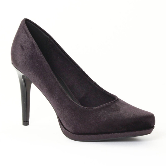 Escarpins Tamaris 22460 Black, vue principale de la chaussure femme