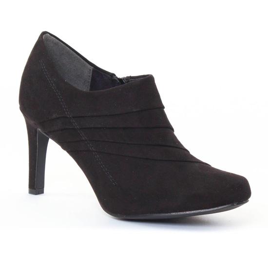 Bottines Et Boots Marco Tozzi 24413 Black, vue principale de la chaussure femme