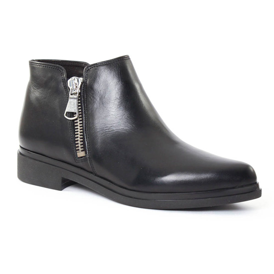 Bottines Et Boots Scarlatine 77529 Noir, vue principale de la chaussure femme
