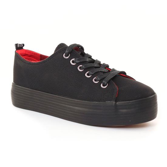 Tennis Et Baskets Mode Mtng 56399 Noir, vue principale de la chaussure femme