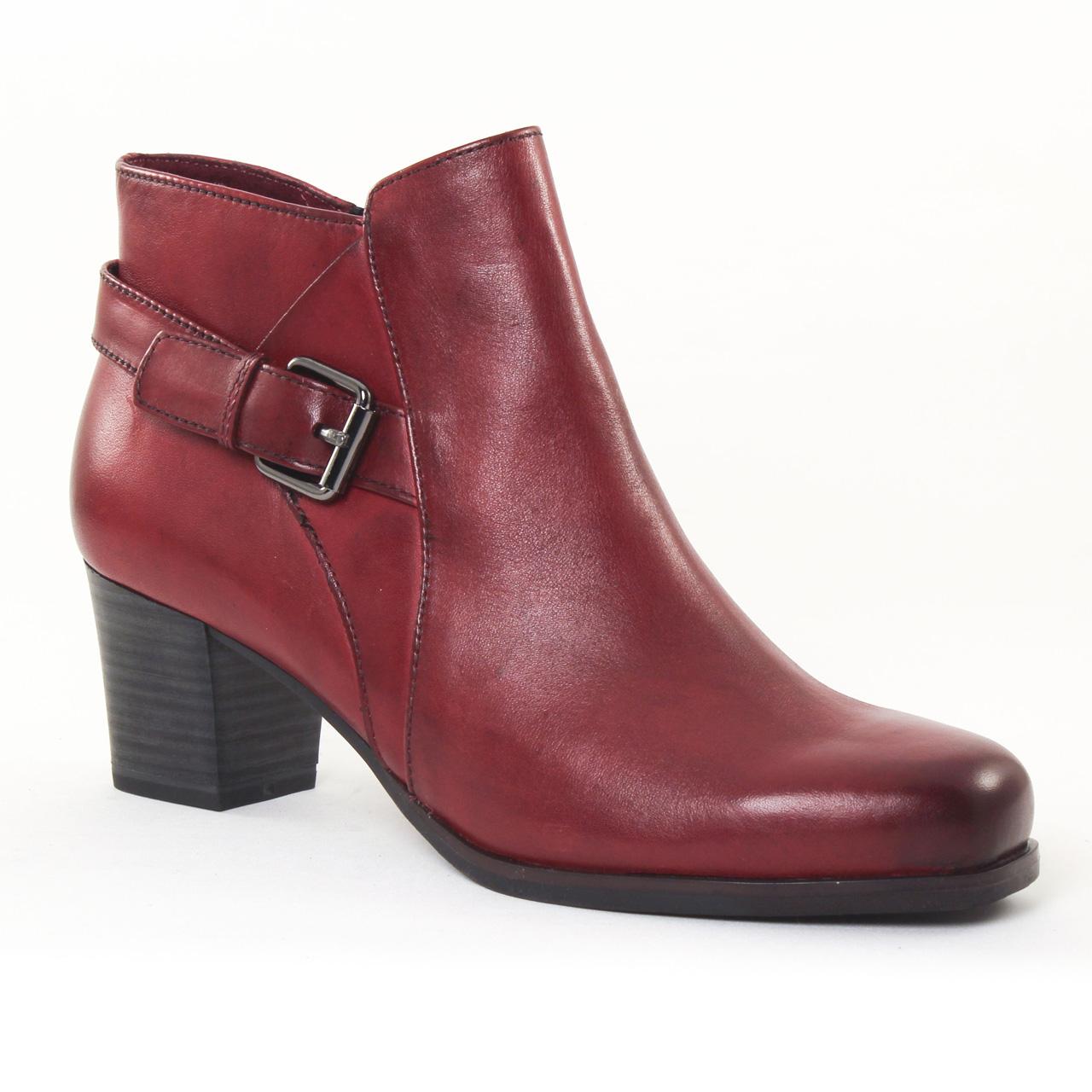 tamaris 25318 bordeaux boots bordeaux automne hiver chez. Black Bedroom Furniture Sets. Home Design Ideas