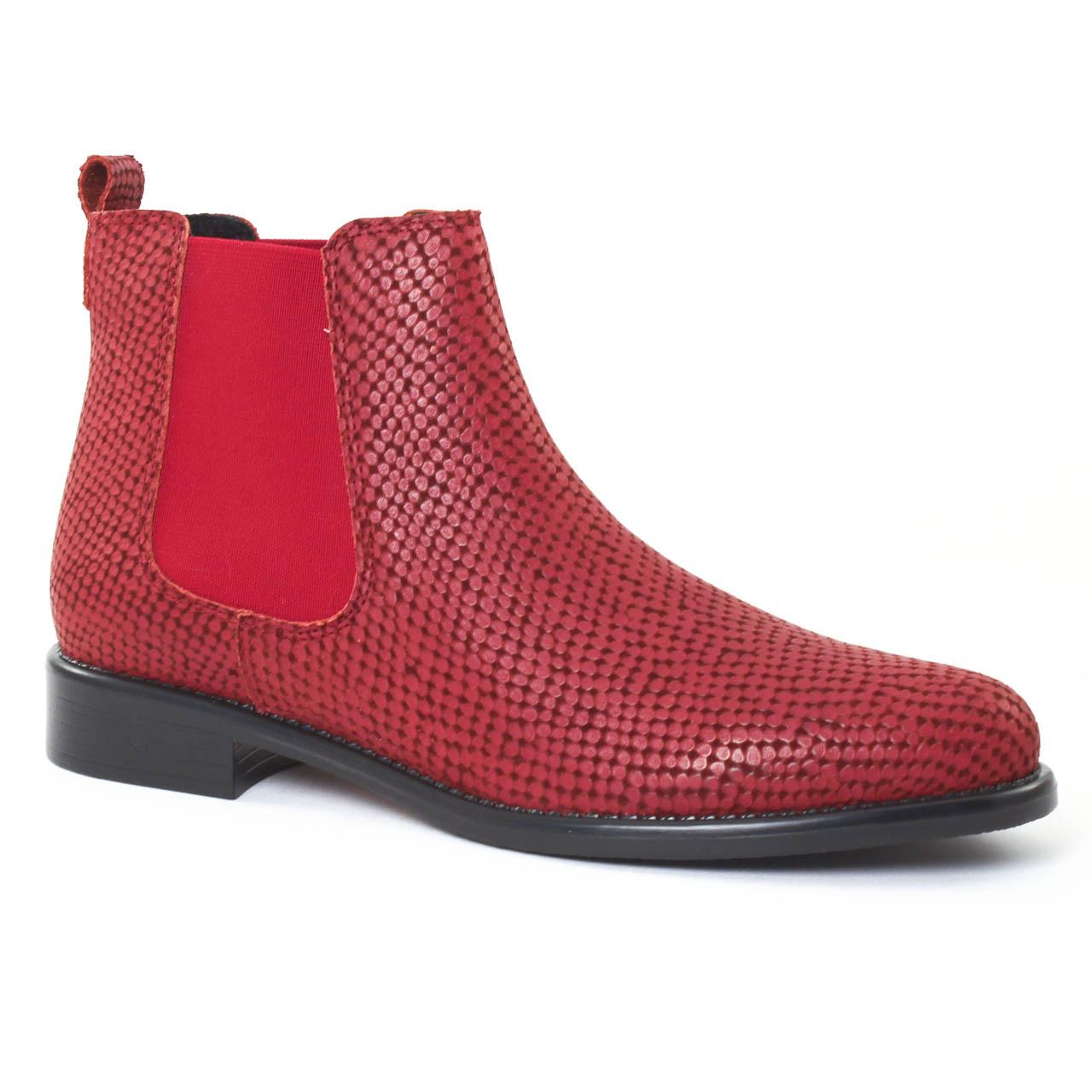 d75d3487fb86 boots femme serpent