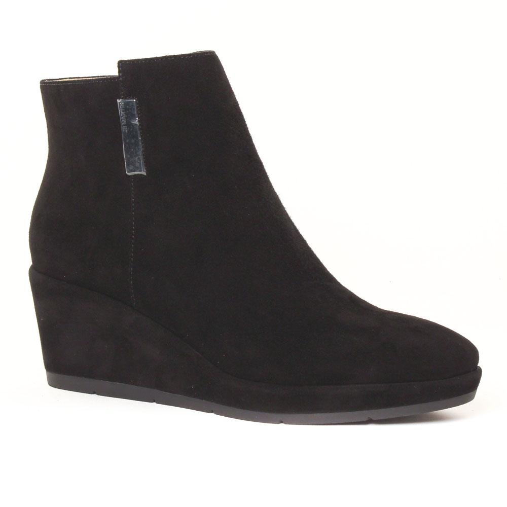 jb martin zelba noir boots noir automne hiver chez trois par 3. Black Bedroom Furniture Sets. Home Design Ideas
