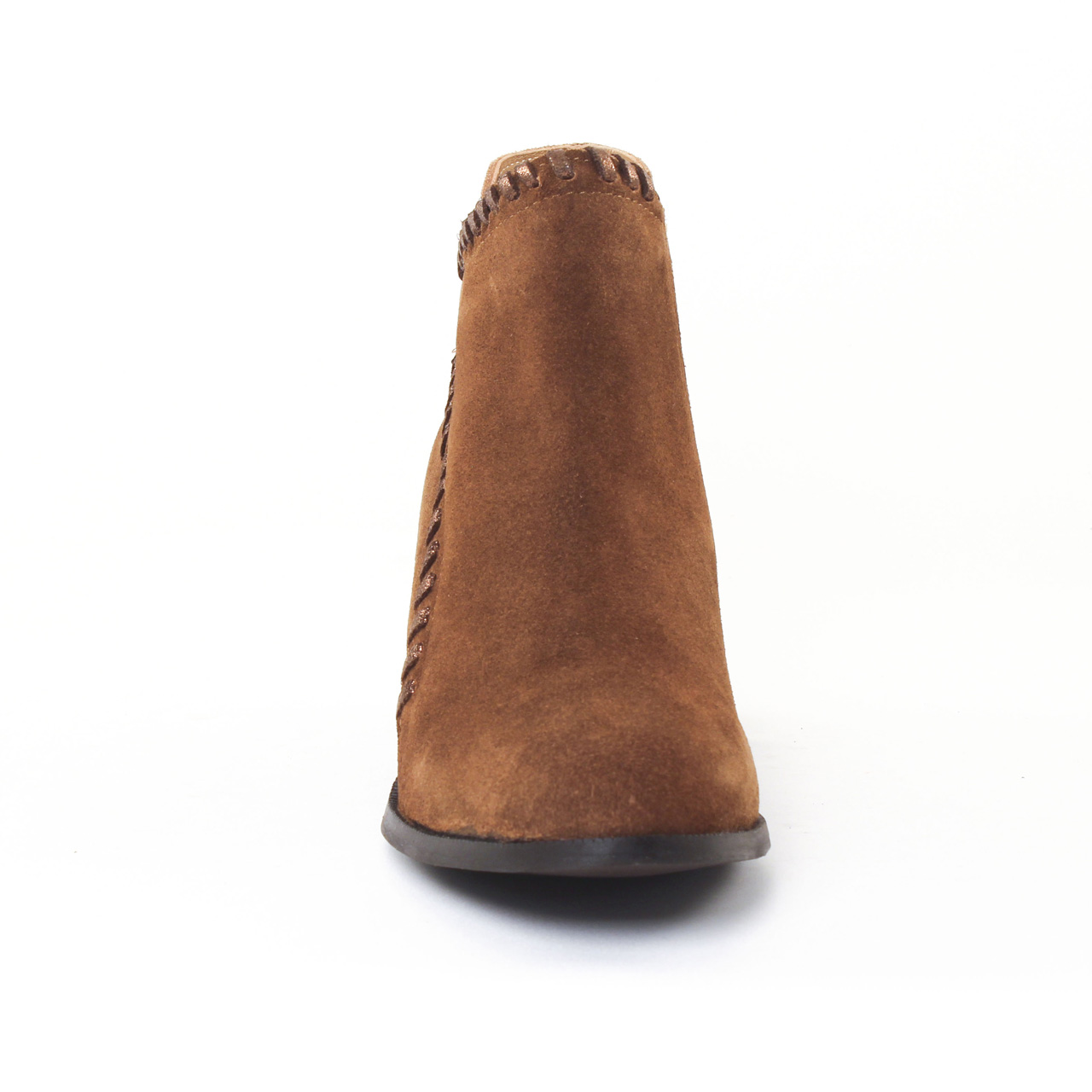 les tropeziennes madrid marron | boot talon marron automne hiver