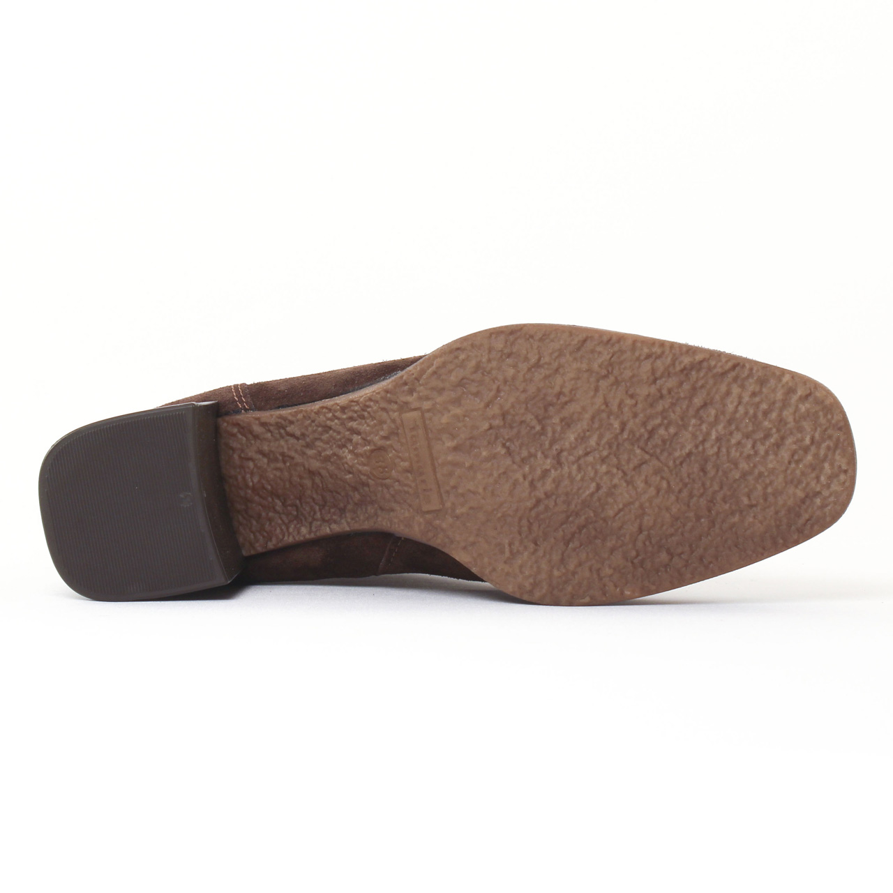 Tamaris 25478 Chocolat | boot talon marron automne hiver