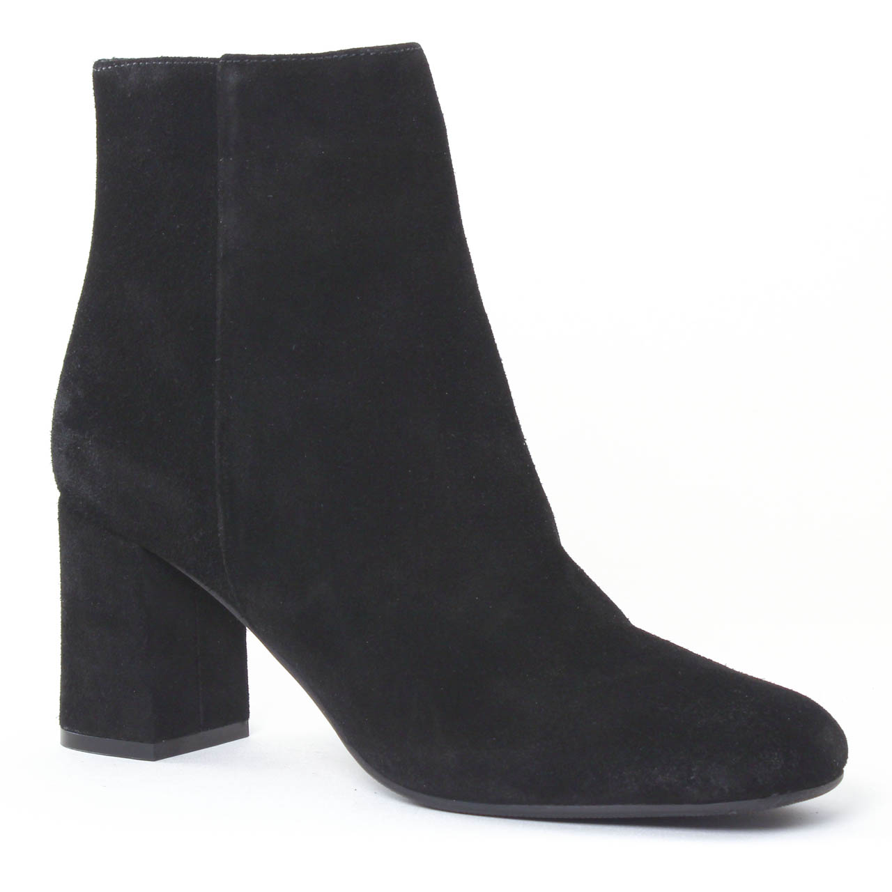 bprivate 1201 noir boot talon noir automne hiver chez. Black Bedroom Furniture Sets. Home Design Ideas