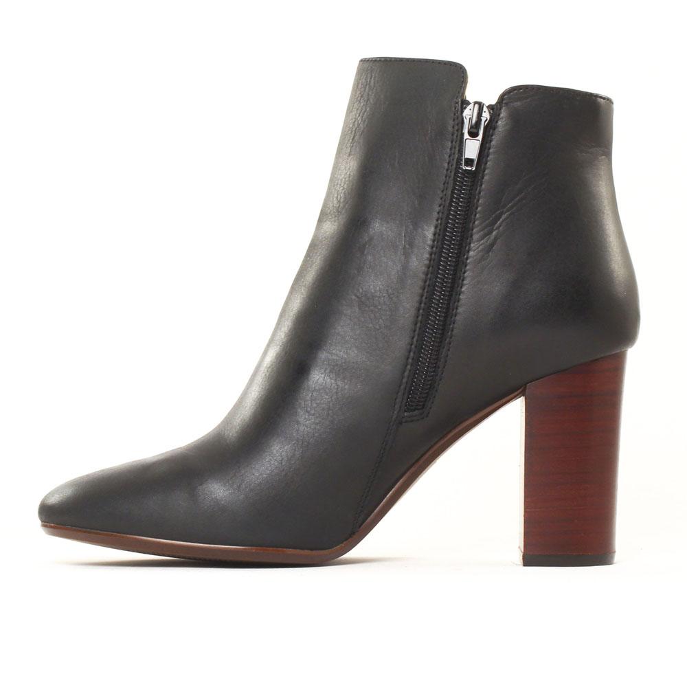 jb martin 2volcan noir boot talon noir automne hiver. Black Bedroom Furniture Sets. Home Design Ideas