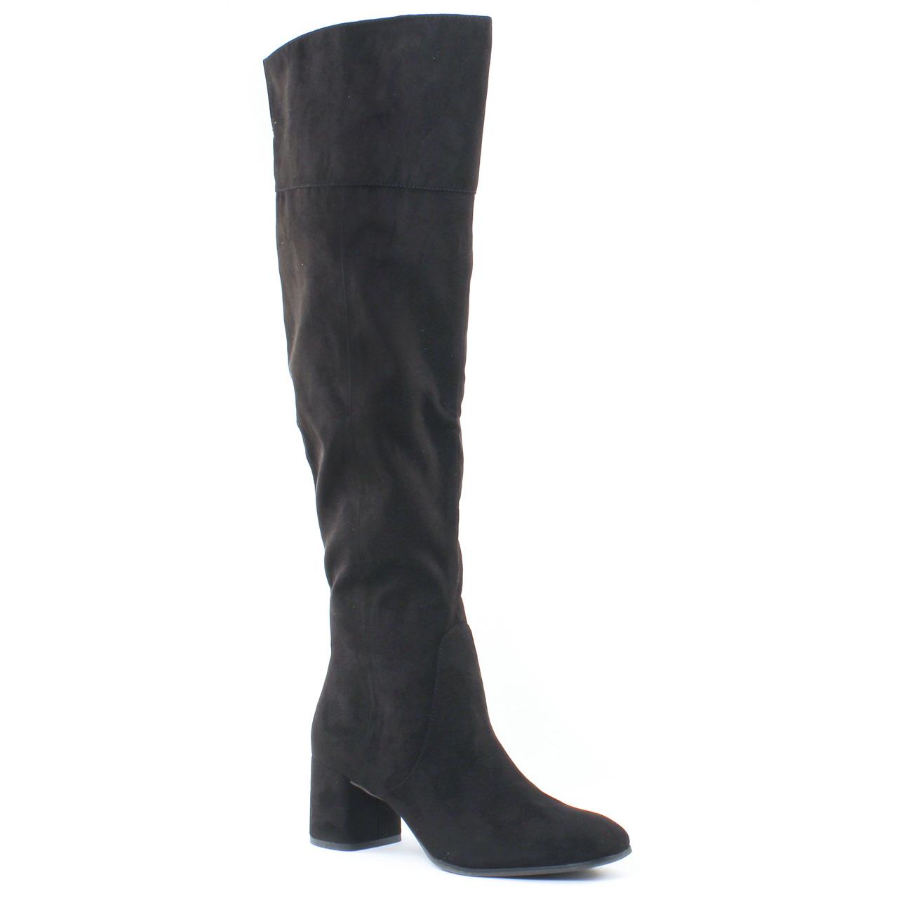 tamaris 25592 black botte cuissardes noir automne hiver chez trois par 3. Black Bedroom Furniture Sets. Home Design Ideas