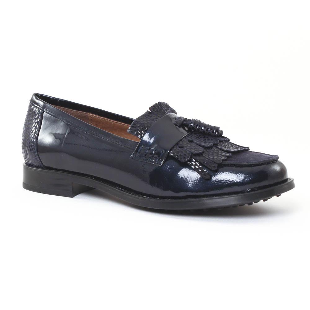 Chaussure Marinē Xrxy Femme Simple Multicouche Le En Mocassins dIwvqZZ