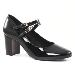 Chaussures femme hiver 2016 - babies talon Scarlatine noir