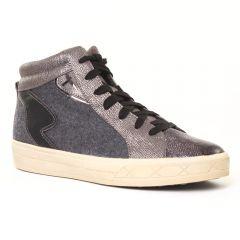 baskets-mode gris: même style de chaussures en ligne pour femmes que les Les Tropéziennes