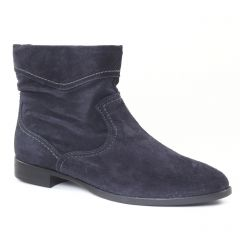 Chaussures femme hiver 2016 - boots tamaris bleu