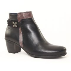 Chaussures femme hiver 2016 - boots confort Dorking noir