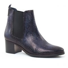 Chaussures femme hiver 2016 - boots élastiquées CostaCosta noir