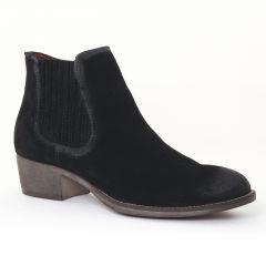 boots-chelsea noir: même style de chaussures en ligne pour femmes que les Impact