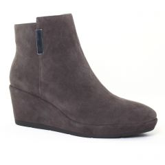 Chaussures femme hiver 2016 - boots JB Martin gris