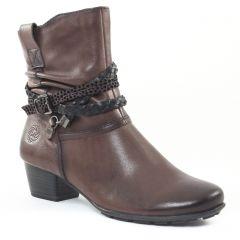 Chaussures femme hiver 2016 - boots marco tozzi marron