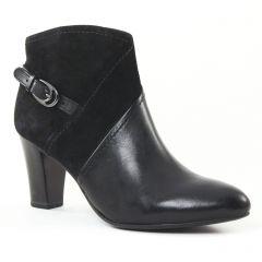 Chaussures femme hiver 2016 - boots Caprice noir