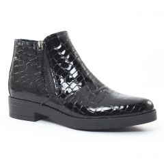 Chaussures femme hiver 2016 - boots Scarlatine vernis noir