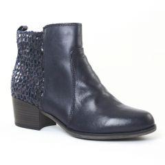 boots-talon bleu: même style de chaussures en ligne pour femmes que les Bprivate