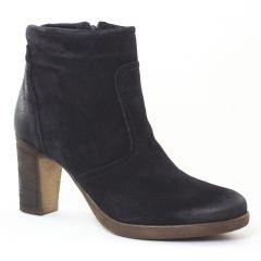 boots-talon noir: même style de chaussures en ligne pour femmes que les Spm