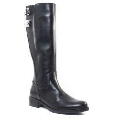 bottes noir: même style de chaussures en ligne pour femmes que les Scarlatine