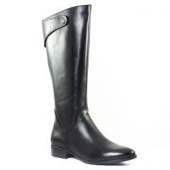 Chaussures femme hiver 2016 - bottes tamaris noir
