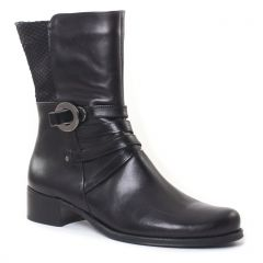 Chaussures femme hiver 2016 - bottillons Dorking noir